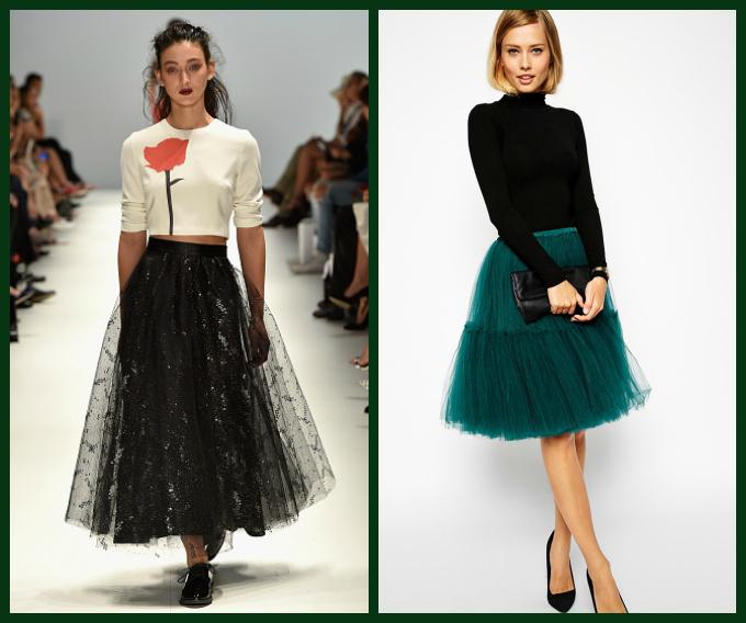 differently 6eb06 fa79b Gonne di tulle: 10 modi per indossare un hot trend - Junglam