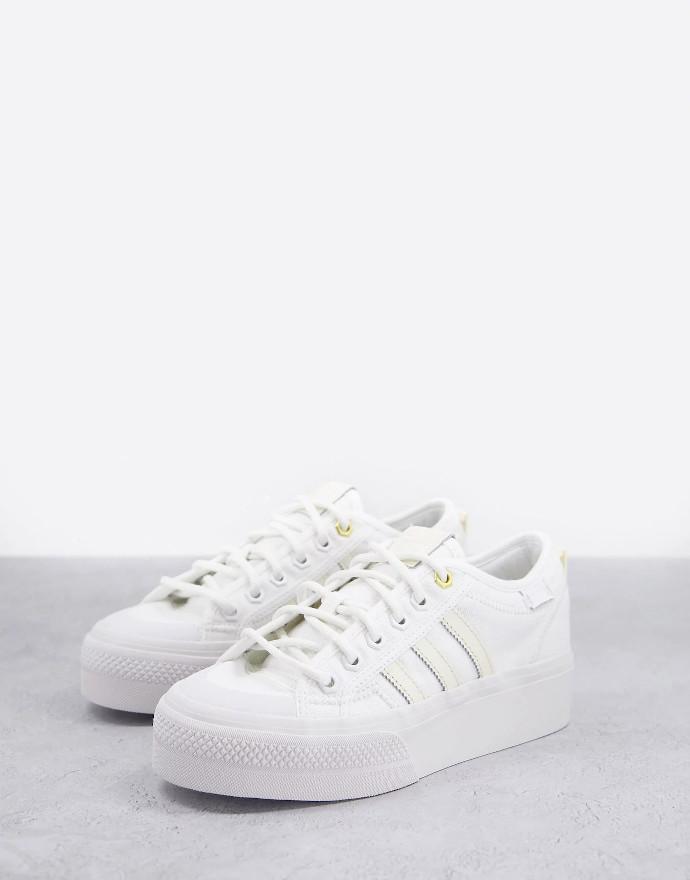 Sneakers con plateau adidas Originals