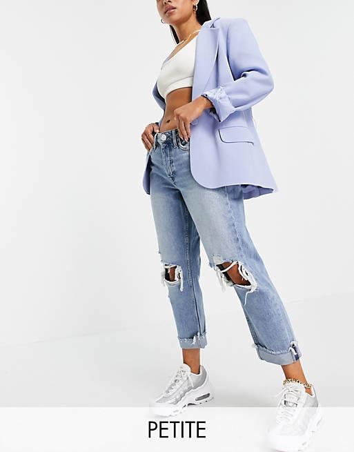 Boyfriend jeans River Island Petite