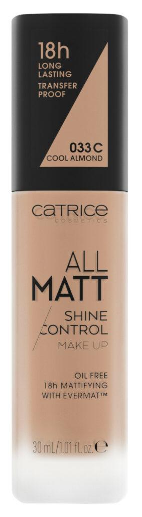 Catrice All Matt Shine Control