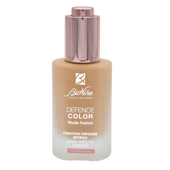 BioNike Defence Color Fondotinta Perfezione Naturale Nude Fusion