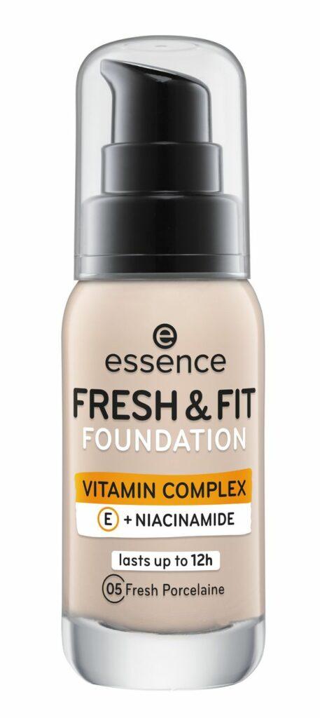 essence Fondotinta Fresh & Fit