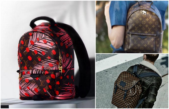 f9a3a98e9c Zaino Louis Vuitton, i modelli classici e le novità - Junglam
