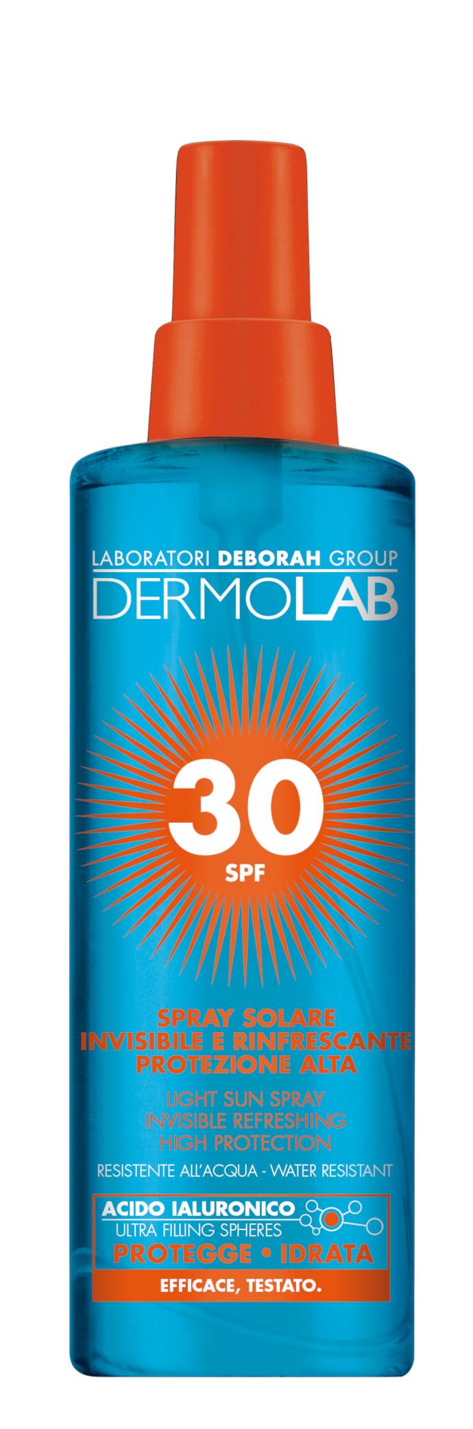 Dermolab Spray solare