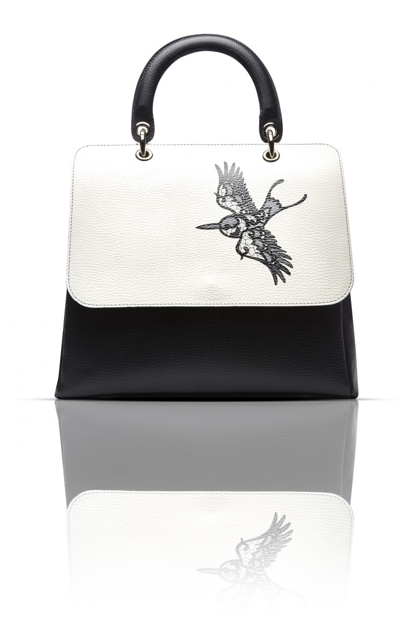 File Bag nera by Regenesi
