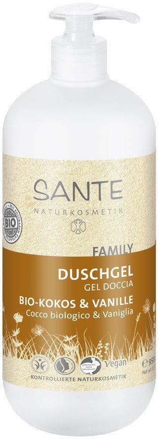 Family Gel Doccia Cocco & Vaniglia di Sante