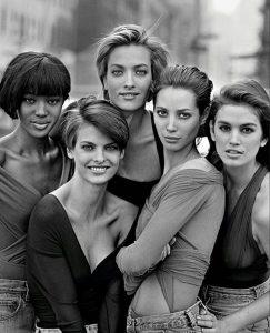 Modelle famose Vogue