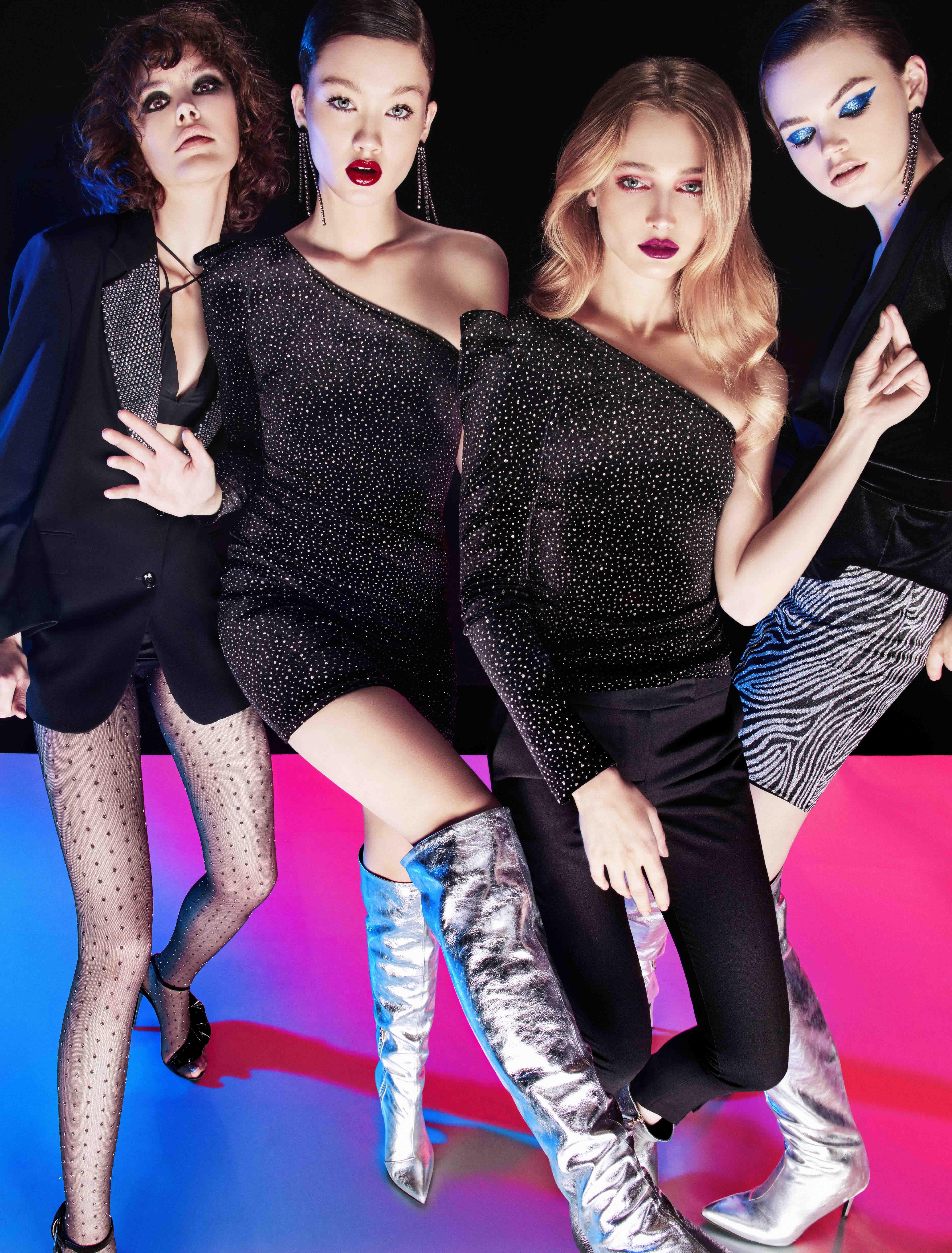 Capodanno Per A Vestirsi In Discoteca Serata Come Una ZqwvEE