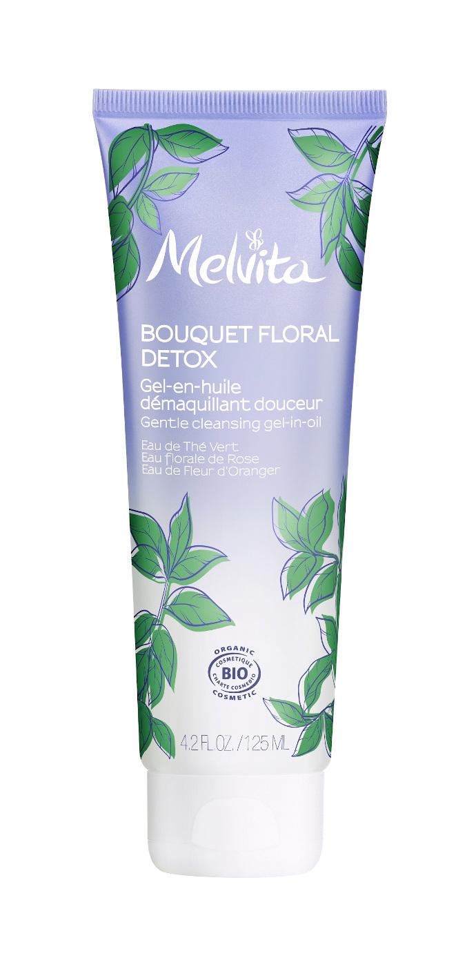 Melvita Detergente gel-in-olio Bouquet Floral