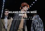 Milano Moda Uomo SS20