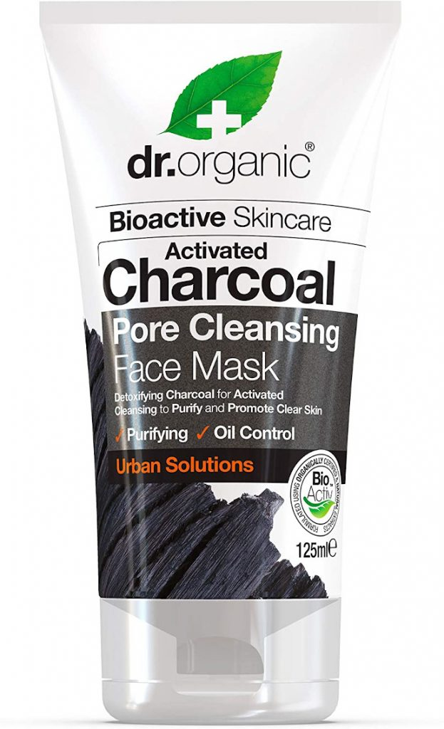 Dr. Organic Pore Cleansing Face Mask