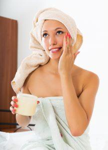 Come togliere il mascara senza struccante