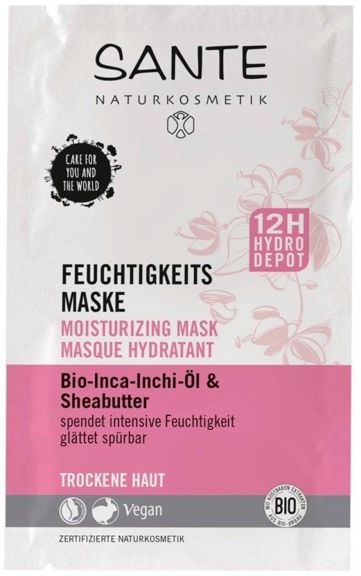 Maschera Idratante 12 Ore di Sante