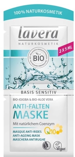 Basis Sensitiv Maschera Q10 di Lavera