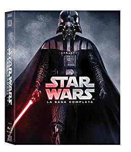 Star Wars cofanetto versione delux su Amazon