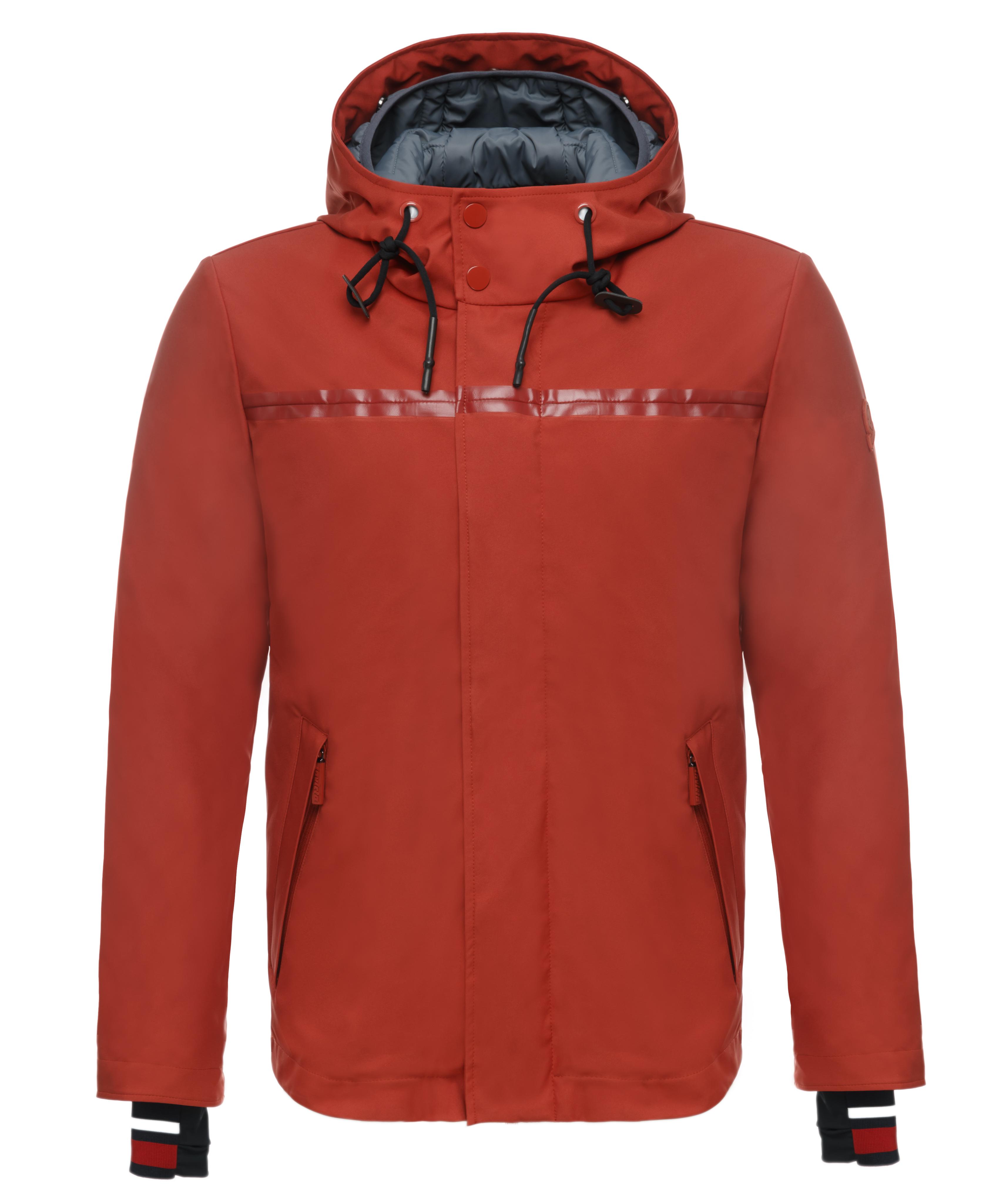 invicta giaccone rosso
