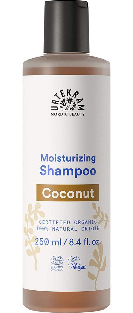 Shampoo al cocco per capelli normali Urtekram