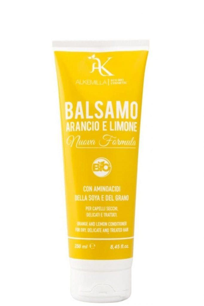 Balsamo Arancio e Limone per capelli secchi Alkemilla