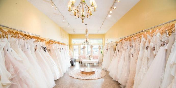 Come scegliere un abito da sposa?