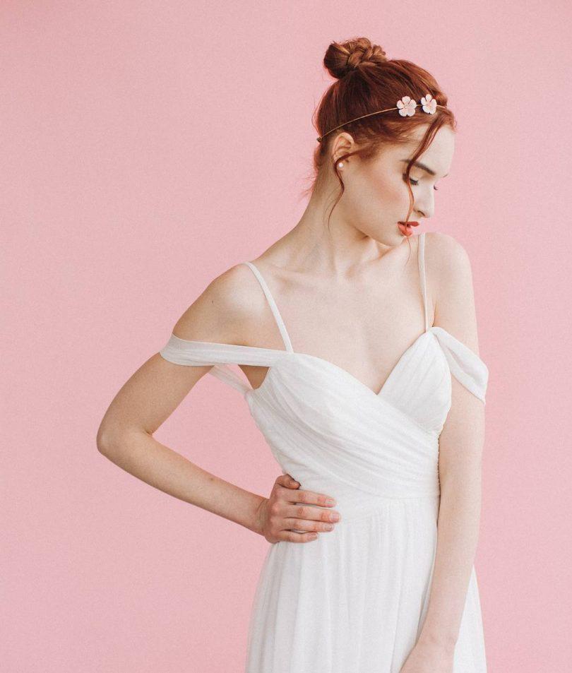 Le più belle acconciature da sposa con coroncina
