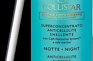Superconcentrato Anticellulite Snellente Notte di Collistar
