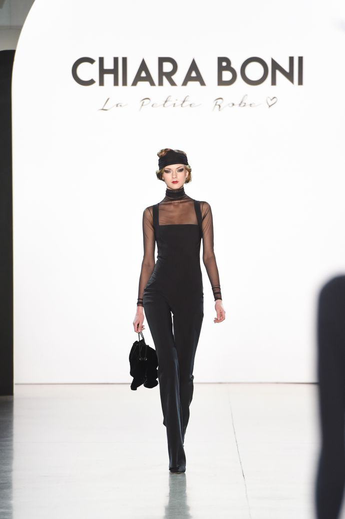 CHIARA BONI LA PETITE ROBE : Fall Winter 2018