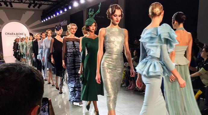 Il glamour senza tempo di Chiara Boni La Petite Robe A I 18-19 419a6846673