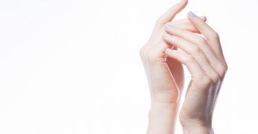 Maschera di bellezza per le mani