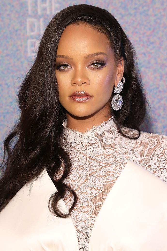 Rihanna al Diamond Ball 2018