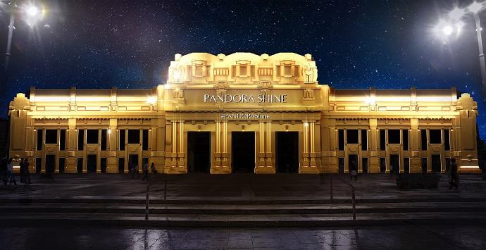 Pandora Shine a Milano