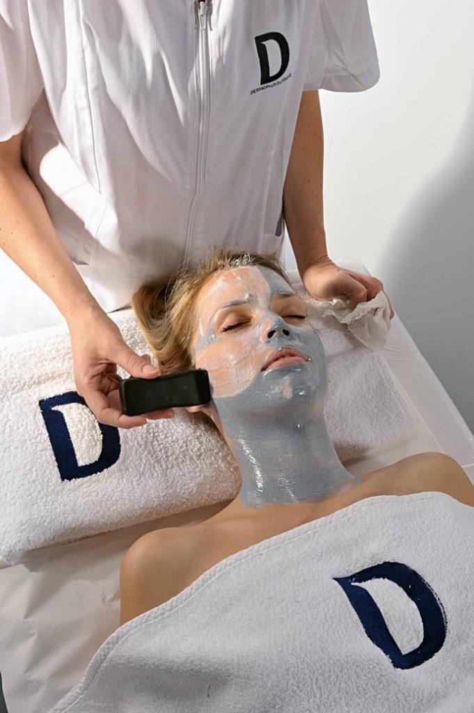 Dermomagnetic Maschera al Ferro