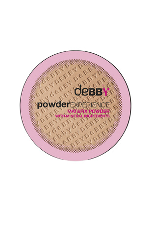 Debby Powder Experience Mat&Fix Powder