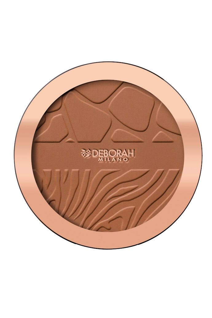 Deborah Milano Terra compatta Safari Bronze Collection