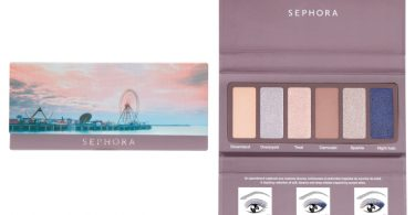 Sephora Collection Sunset over the pier
