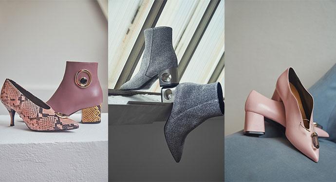 Tendenze scarpe Autunno Inverno 2018-19  le calzature top per la nuova  stagione. da Francesca Merlo 7a23d378c23