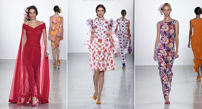 Chiara Boni La Petite Robe New York Fashion Week
