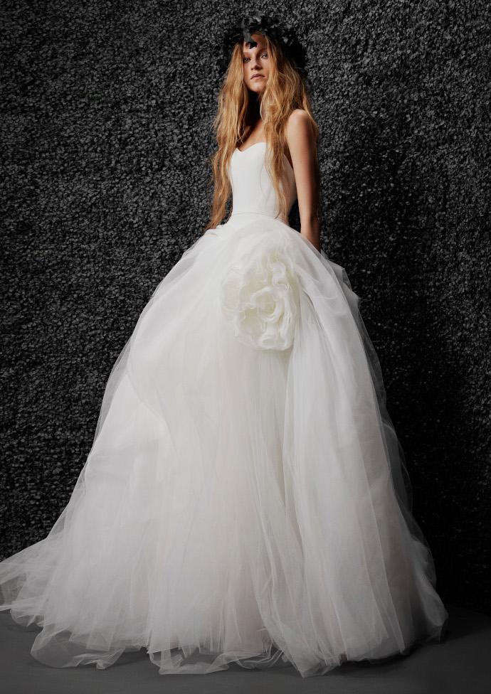 Vera Wang Bride Alizée