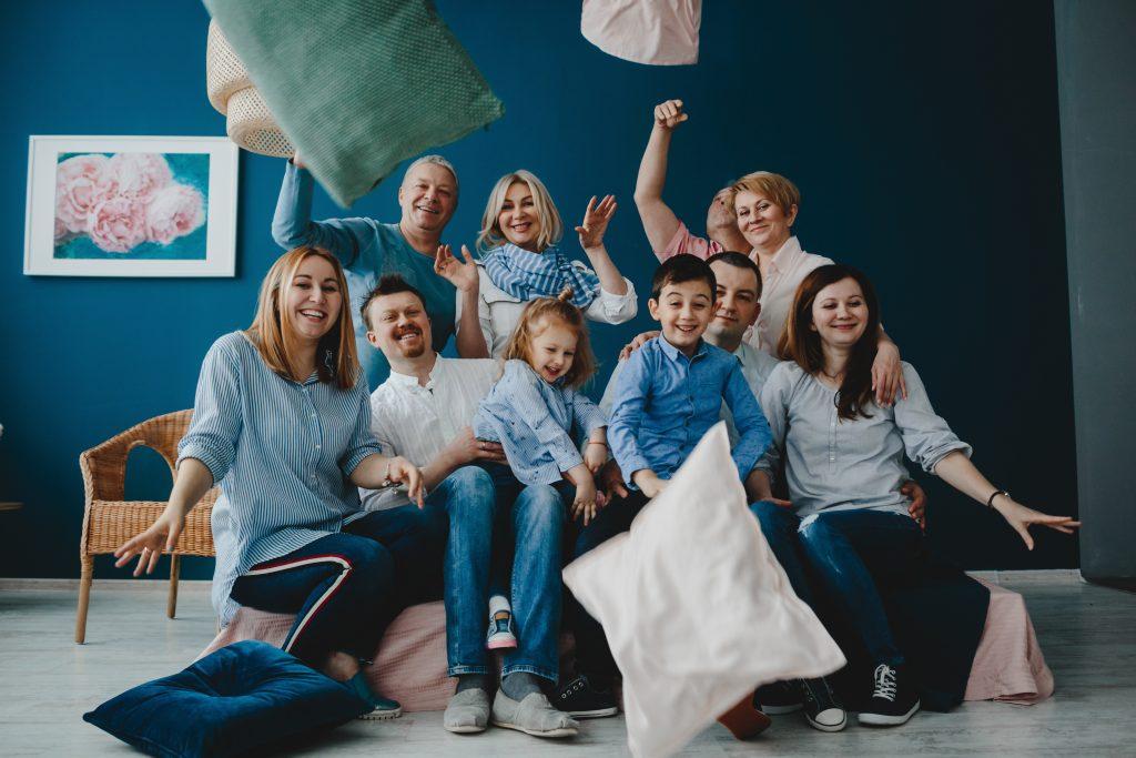 Separazione, figli e famiglie allargate