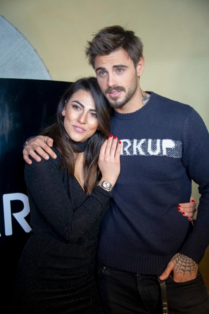 Giulia Salemi e Francesco Monte