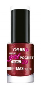 Debby-Gel-Pocket-in-Red-Metal