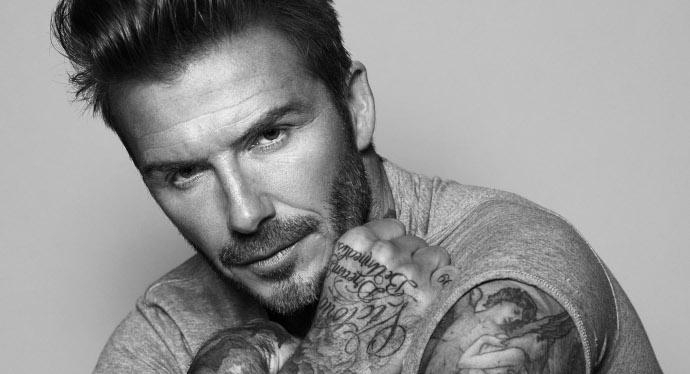 Tatuaggi David Beckham