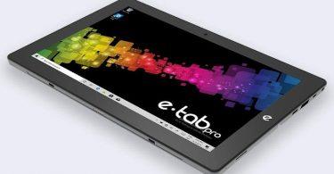 Tablet e-tab