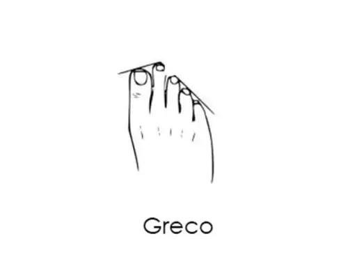 Piede-greco