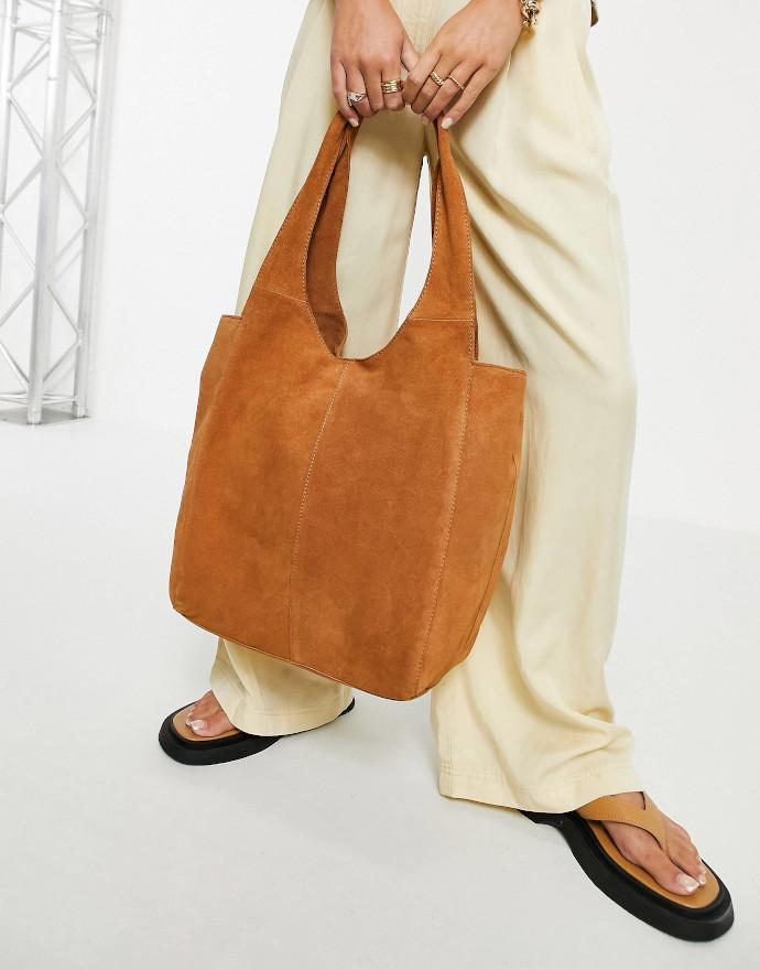 Shopping bag oversize ASOS DESIGN