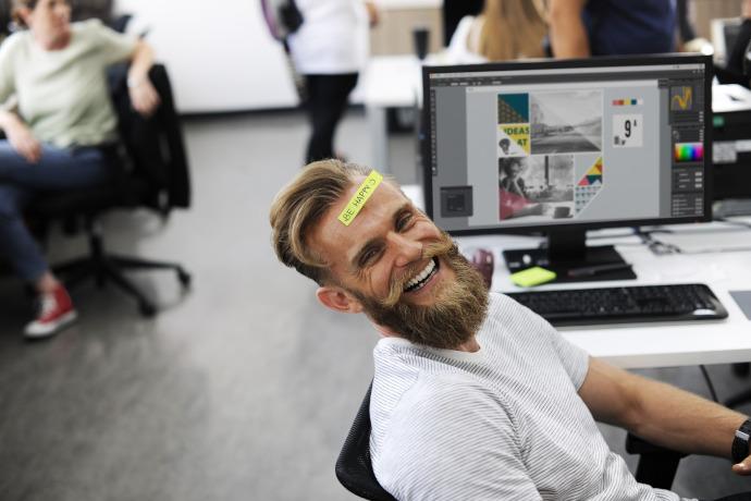 Aforismi sulla felicità sul lavoro