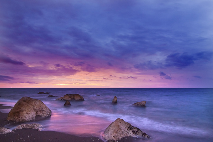 Aforismi sull'alba al mare