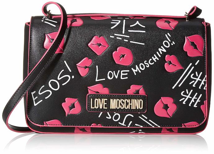 Tracolla Love Moschino amazon