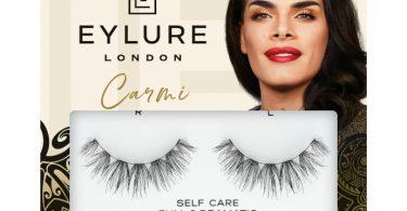 Eylure London x Carmi Mua Ciglia finte Self Care