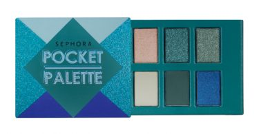 Sephora Pocket Palette Blue Tones