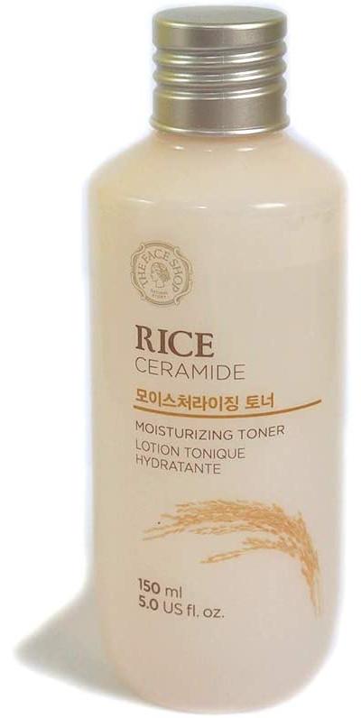 The Face Shop Rice & Ceramide Moisture Toner